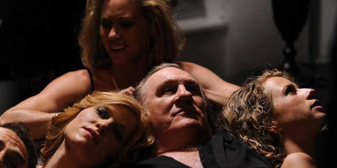Gérard Depardieu dans le film américain d'Abel Ferrara,