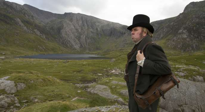 Timothy Spall dans le film britannique de Mike Leigh,