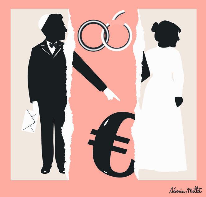 Les rabbins auraient validé le versement au mari de 90 000 euros en contrepartie du « guet », ce document qui délie l'épouse de son union.