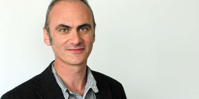 Gilles Van Kote , directeur intérimaire du Monde