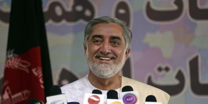 Abdullah Abdullah est une position de force pour l'emporter à l'issue du second tour, prévu le 14 juin.