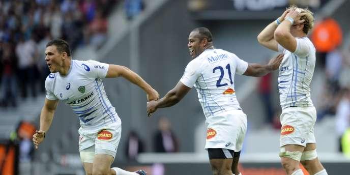 Les Castrais sont en finale du Top 14 pour la deuxième année consécutive, après leur victoire en demi-finale face à Montpellier, le 17 mai à Lille.