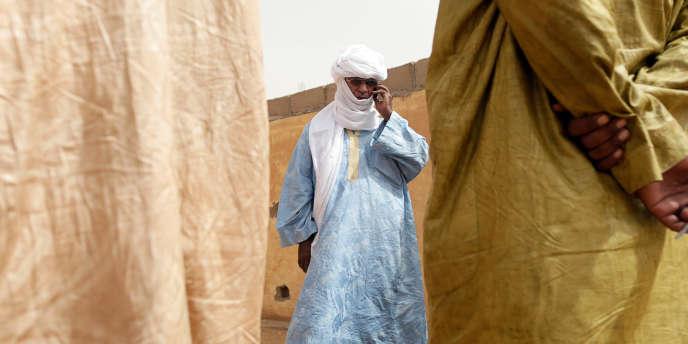 Des affrontements ont opposé samedi 17 mai des rebelles touareg et des soldats maliens à Kidal.