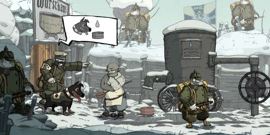 «Soldats inconnus : mémoire de la Grande Guerre», développé et édité par Ubisoft.