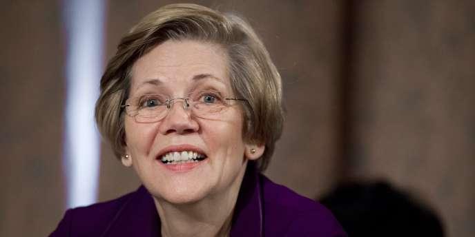 La sénatrice du Massachusetts Elizabeth Warren, à Washington, le 27 février.