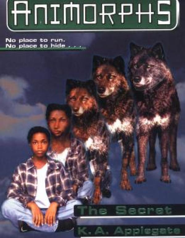 La série «Animporphs», populaire à la fin des années 1990.