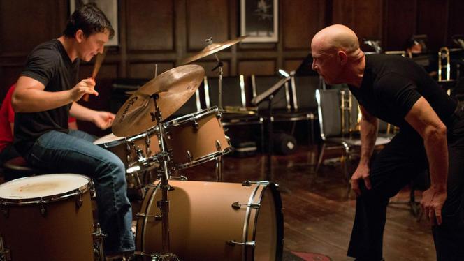 Une scène du film américain de Damien Chazelle,