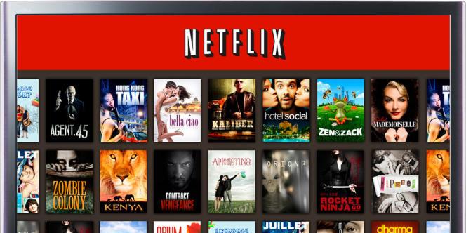 Image promotionnelle du service Netflix.