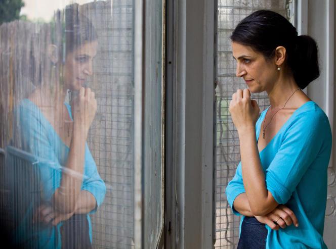 Sarit Larry dans le film israélien de Nadav Lapid,