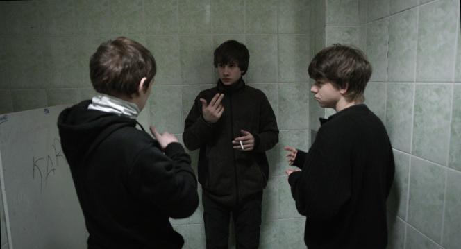 Une scène du film ukrainien de Myroslav Slaboshpytskiy,