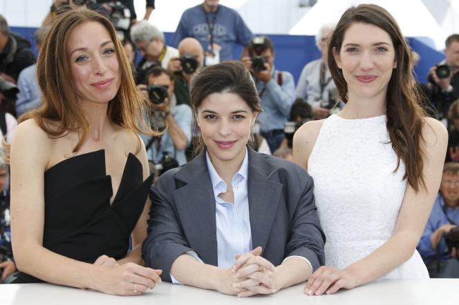 Les actrices du film de Jean-Luc Godard,