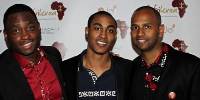 Moulaye, Yacoub et Lamine.