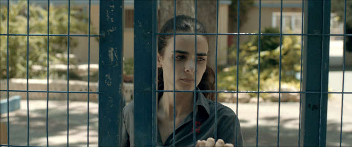 Liron Ben-Shlush dans le film israélien d'Asaf Korman,