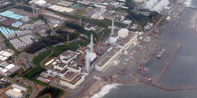 La centrale de Fukushima, en août 2013.