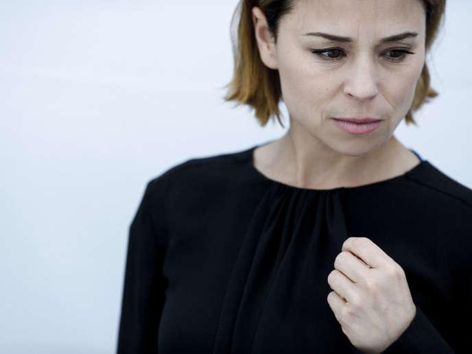 Suzanne Clément, qui interprète la voisine dans