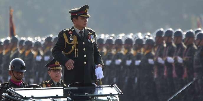 Prayuth Chan-ocha, nouveau chef de la junte militaire au pouvoir en Thaïlande.
