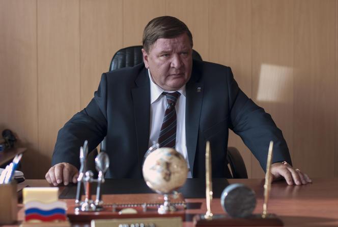 Roman Madianov dans le film russe d'Andreï Zviaguintsev,