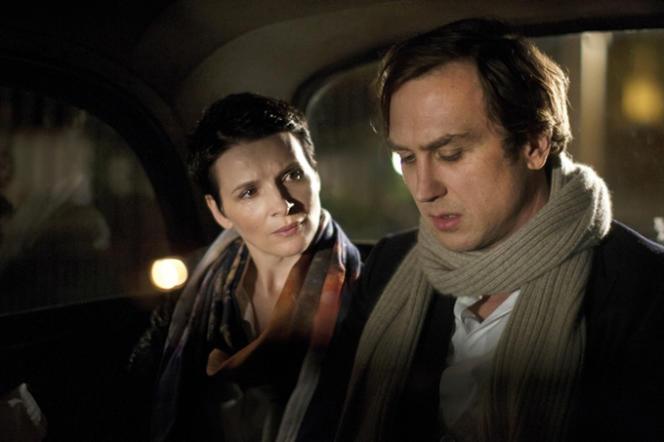 Juliette Binoche et Lars Eidinger dans le film français d'Olivier Assayas,