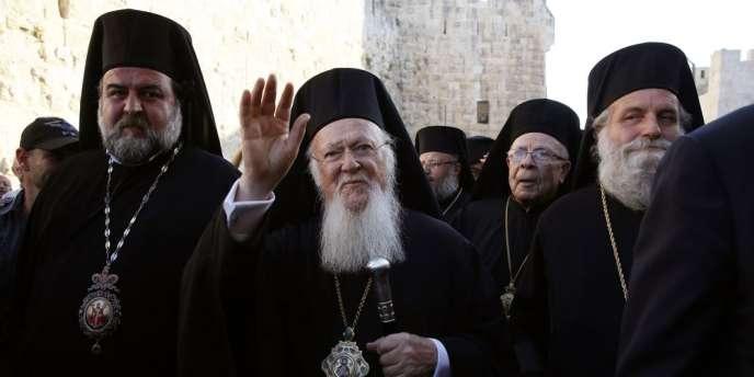 Le pape François doit rencontrer dimanche le patriarche de Constantinople, Bartolomée, une première à ce niveau depuis 1964.