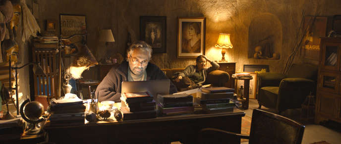 L'intérieur de l'hôtel Othello dans le film turc de Nuri Bilge Ceylan,