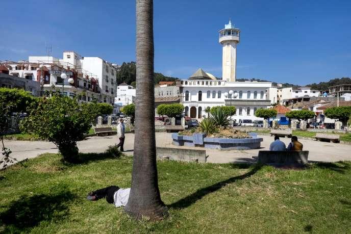 Tunisie. Au coeur de Tabarka, le jardin