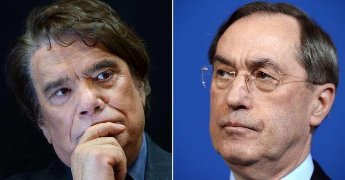Bernard Tapie, qui estime avoir été escroqué par le Crédit Lyonnais dans la revente d'Adidas à Robert Louis-Dreyfus, a tenté de sensibiliser des responsables successifs de l'exécutif, de droite comme de gauche, pour obtenir réparation.