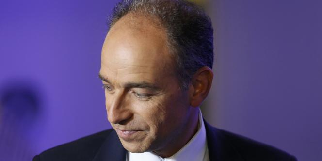 Jean-François Copé le 25 mai au siège de l'UMP à Paris.