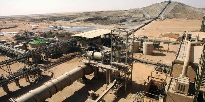 Le Niger et Areva ont signé un accord sur le renouvellement du contrat d'exploitation des mines de Somaïr (photo) et de la Cominak.