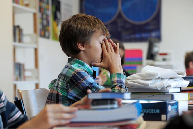 Des élèves de CE2 testés avec succès à la sortie de la maternelle ont, depuis, perdu leur avance.