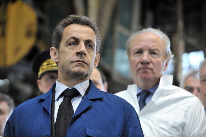 L'ex-président a réagi, via Brice Hortefeux, avant la tenue d'un bureau politique crucial.
