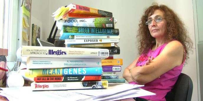 La journaliste Patrizia Marani a enquêté pour comprendre l'augmentation importante du nombre d'allergiques chaque année.