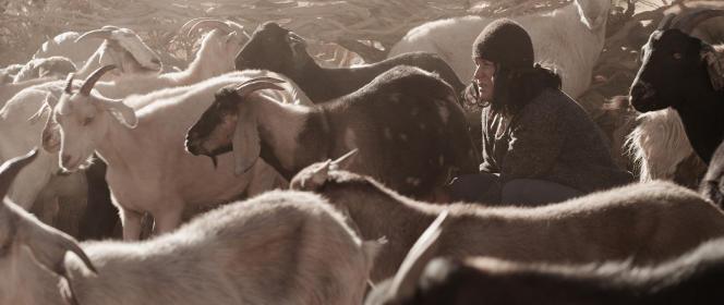 Digna Quispe dans le film franco-chilien de Sebastian Sepulveda,