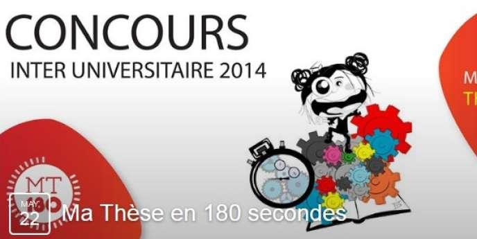 Sur le compte Facebook du concours organisé à Liège (Belgique) de