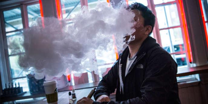 1,5 million de Français utilisent quotidiennement la cigarette électronique.