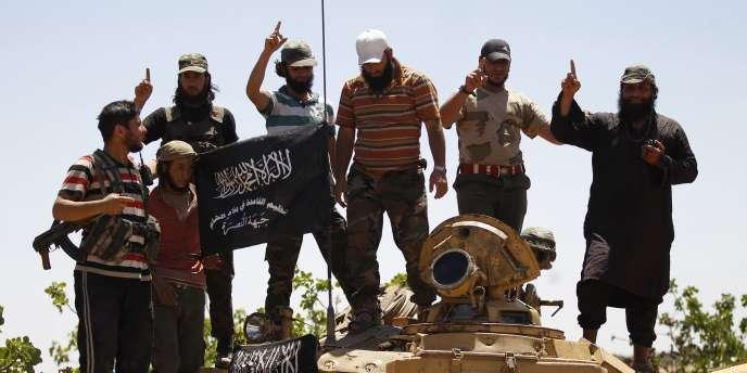 A l'instar du Front Al-Nosra, Khorasan est une émanation d'Al-Qaida en Irak.