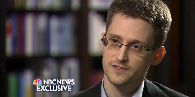 Interviewé par la chaîne de télévision NBC le 28 mai, Edward Snowden s'est notamment exprimé sur la politique du gouvernement russe concernant les libertés individuelles.