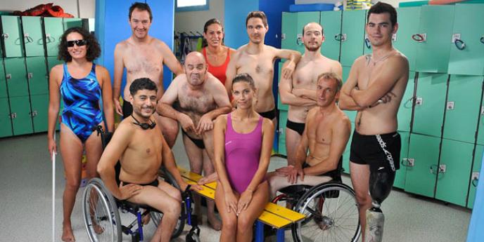 Trop rares sont les émissions et fictions françaises qui mettent en scène des personnes handicapées. Ici,