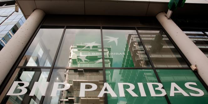 C'est de la succursale de BNP Paribas à Genève que proviennent les transactions visées par la justice américaine.