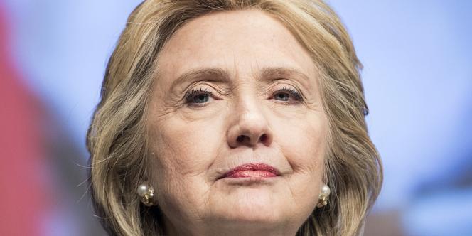 Hillary Clinton en mai 2014.