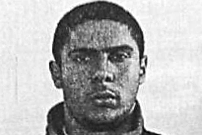 Portrait de Mehdi Nemmouche, suspecté d'être l'auteur de la tuerie qui a fait quatre morts à Bruxelles, le 24 mai.