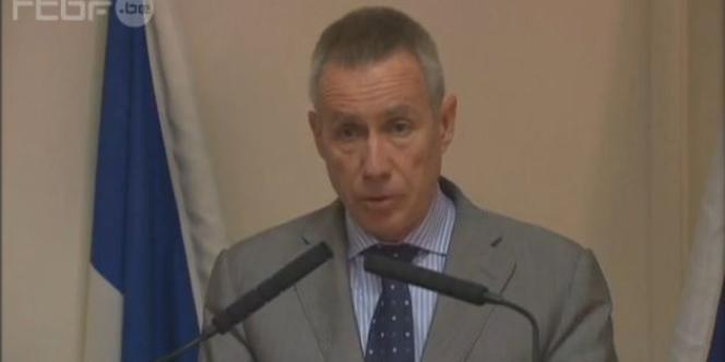 La conférence de presse du parquet français.