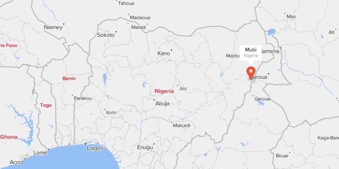 Au moins 40 personnes sont mortes dans un attentat à Mubi, le 1er juin.