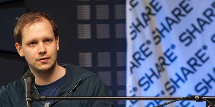 Peter Sunde doit purger huit mois de prison en Suède.