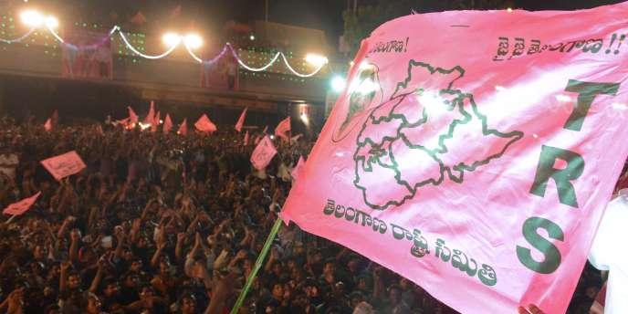 « La naissance du Telangana intervient après des années de lutte et de sacrifices pour de nombreuses personnes », a déclaré le nouveau premier ministre indien, Narendra Modi.
