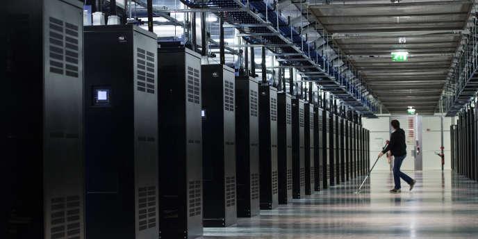 Le nouveau datacenter de Facebook à Lapland, en Suède.
