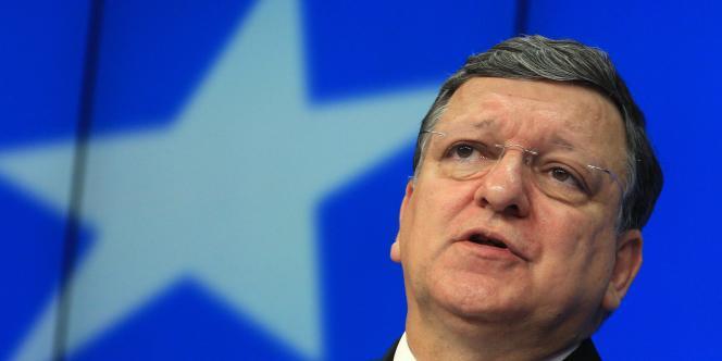 José Manuel Barroso, en mai.