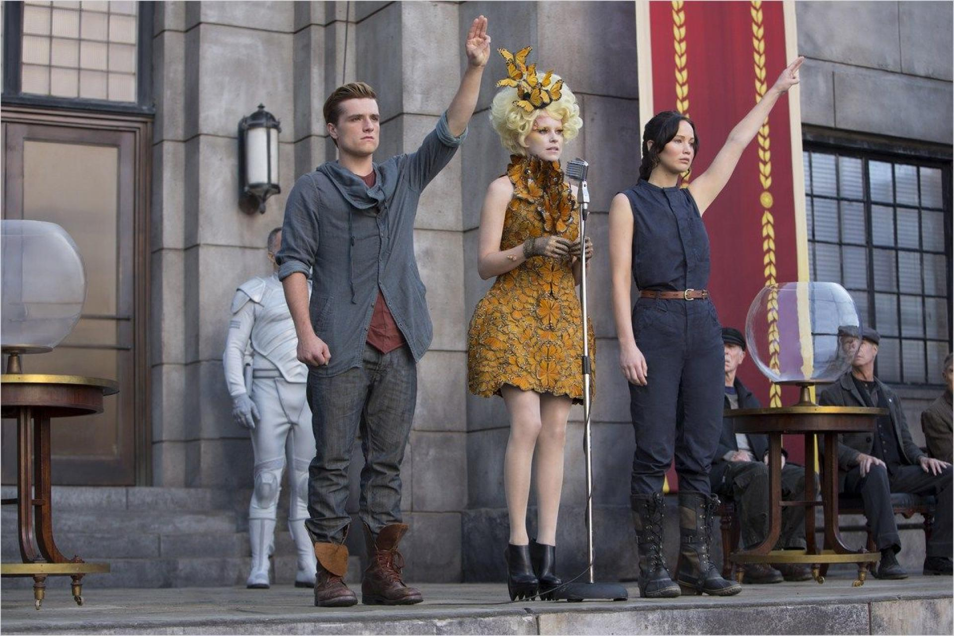 «The Hunger Games».