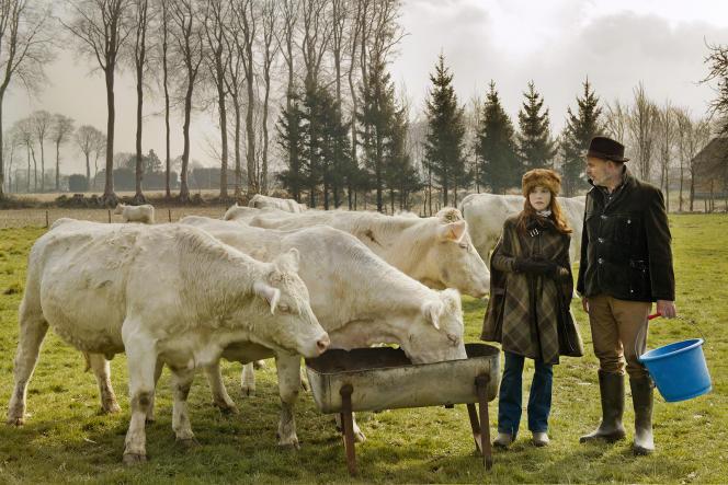 Isabelle Huppert et Jean-Pierre Darroussin dans le film français de Marc Fitoussi,