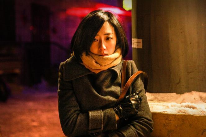 Gwei Lun-mei dans le film chinois de Diao Yinan,