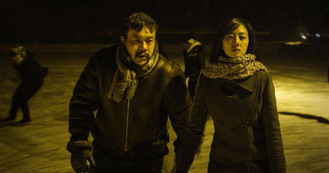 Liao Fan et Gwei Lun-mei dans le film chinois de Diao Yinan,